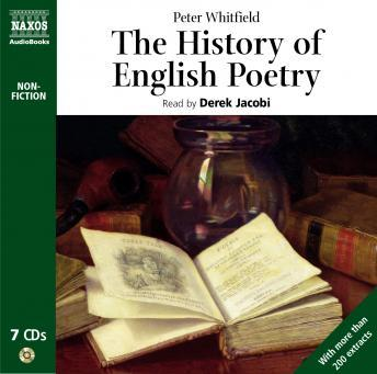 History of English Poetry, Peter Whitfield