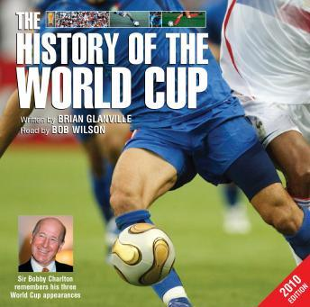 History of the World Cup, Brian Glanville