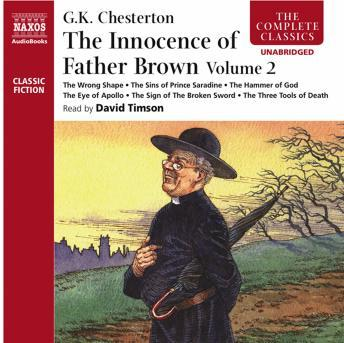 Innocence of Father Brown Volume 2, G.K. Chesterton