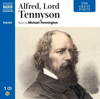 Great Poets, Lord Alfred Tennyson