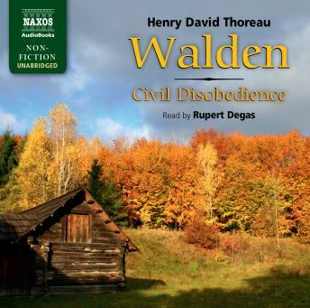 Walden / Civil Disobedience, Henry David Thoreau