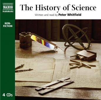 History of Science, Audio book by Peter Whitfield