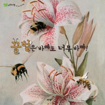 꿀벌은 바빠도 너무 바빠!