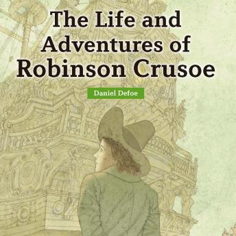Life and Adventures of Robinson Crusoe sample.