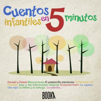 Cuentos Infantiles en 5 minutos ( Classic Stories for children in 5 minutes), Various Authors