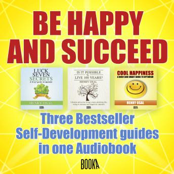 BE HAPPY AND SUCCEED, Henry Osal