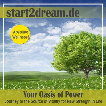 "Guided Meditation ""Oasis of Power"", Frank Hoese, Nils Klippstein"