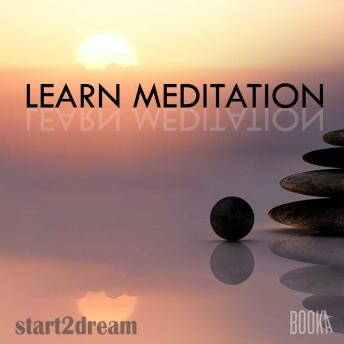 LEARN MEDITATION, Nils Klippstein