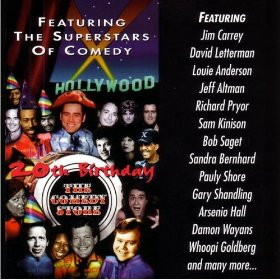 Comedy Store 20th Birthday, Superstars of Comedy
