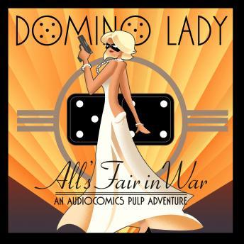 Domino Lady: All's Fair in War, Rich Harvey