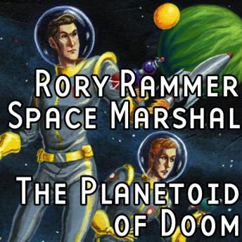 Rory Rammer: The Planetoid of Doom, Ron N. Butler