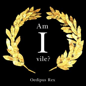 Oedipus Rex, Sophocles, Translated by F. Storr