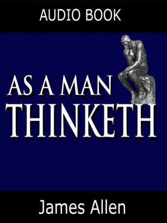 Download As a Man Thinketh by James Allen