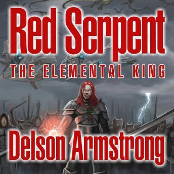 Red Serpent: The Elemental King, Delson Armstrong