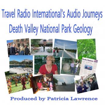 Death Valley National Park, California: Geology - A billion year old history