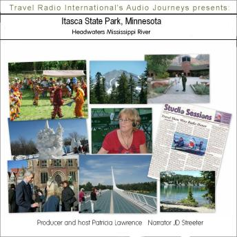 Download Itasca State Park, Minnesota: Headwaters (disputed) of Mississippi River by Patricia L Lawrence