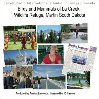 Download La Creek Wildlife Refuge, Martin South Dakota: Explore bird and mammal habitats with biologists by Patricia L Lawrence