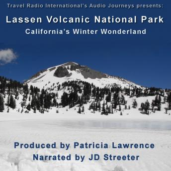 Download Lassen Volcanic National Park: California's Winter Wonderland by Patricia L Lawrence