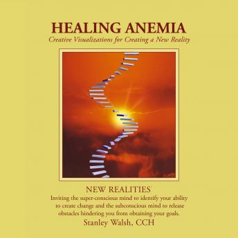 Healing Anemia, Stanley Walsh, Patricia Walsh