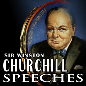 Never Give In: The Best of Winston Churhill's Speeches