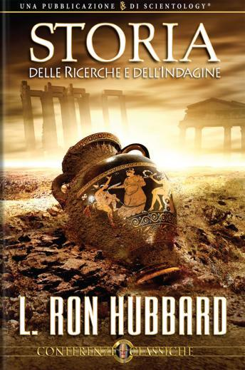 History of Research & Investigation (Italian edition), L. Ron Hubbard