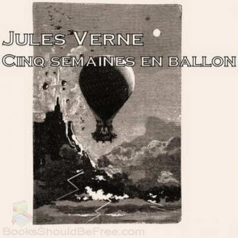 Download Cinq semaines en ballon by Jules Verne