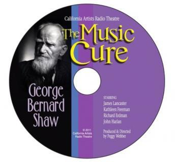 Music Cure, George Bernard Shaw