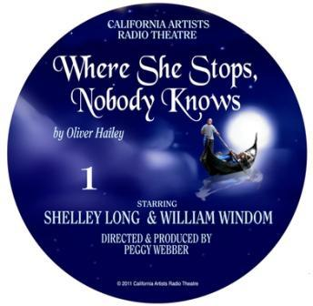 Where She Stops Nobody Knows, Oliver Hailey