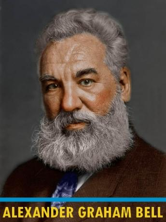 Alexander Graham Bell, Audio book by Bell Telephone Company Of Canada