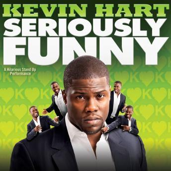 Download Seriously Funny by Kevin Hart