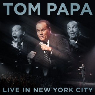 Download Live in New York City by Tom Papa
