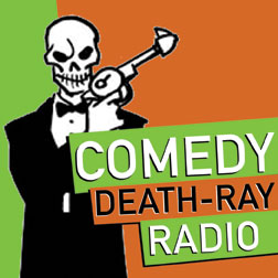 Comedy Death Ray, Various Authors