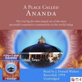 Place Called Ananda, J. Donald Walters