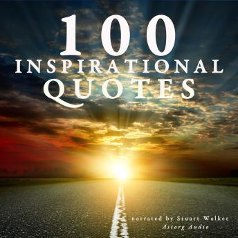 Download 100 Inspirational Quotes by Various Authors