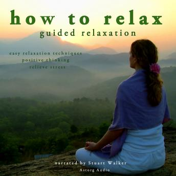 How to Relax (Guided relaxation), John Mac