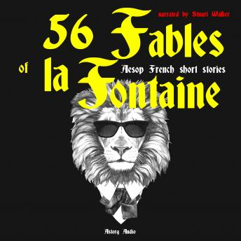 56 Fables of La Fontaine