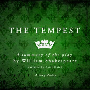 Tempest, a play by William Shakespeare, William Shakespeare
