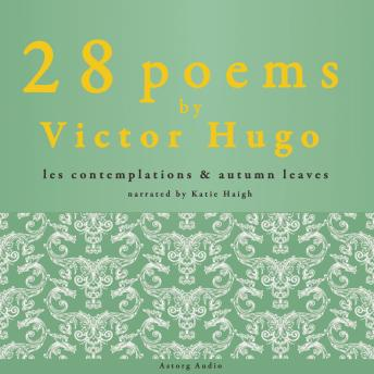 28 poems by Victor Hugo