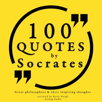 100 quotes by Socrates, Socrates