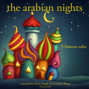 Arabian nights: 5 famous stories, Folklore