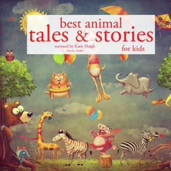 Best animal tales and stories, Various Authors