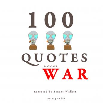 Download 100 quotes about war by John Mac