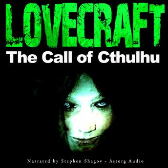 Call of Cthulhu, H.P. Lovecraft