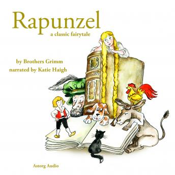 Rapunzel, a fairytale, Brothers Grimm