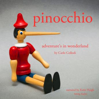 Pinocchio's Adventures in Wonderland, Carlo Collodi