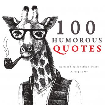 Download 100 humorous quotes by Various Authors