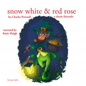 Snow White and Rose Red, a fairytale, Katie Haigh