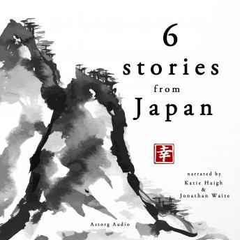 6 famous Japanese stories, Folklore
