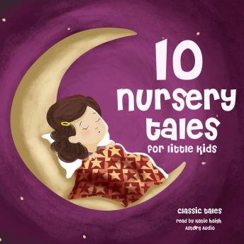 10 nursery tales for little kids, Various Authors