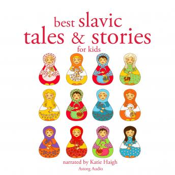 Best slavic tales and stories, Various Authors